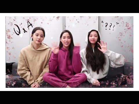 我們三姐妹 Q&A來啦!多久見一次?誰吃得最多?為什麼娜娜INS都不發文?