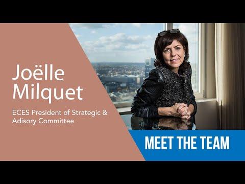 Joëlle Milquet - Presidente del Comitato Strategico e Consultivo