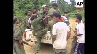 Thailand/Cambodia - Khmer Rouge faction