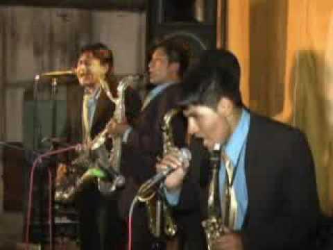 NO MERECES PARA AMAR Orquesta LOS ELEGANTES DEL FOLKLORE de huanuco