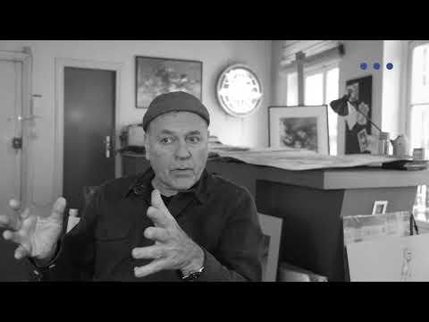 Vidéo de Enki Bilal