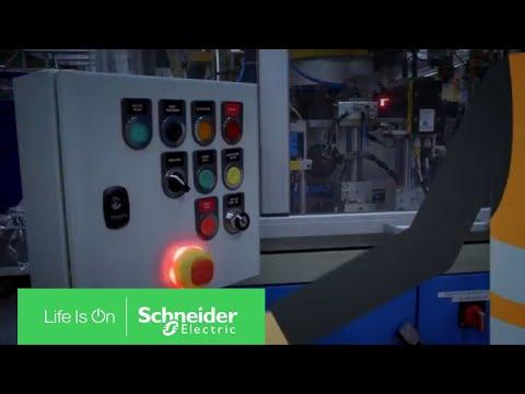 Işıklı Acil Durdurma Butonu - Karanlık Ortamlara Özel | Schneider Electric