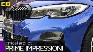 BMW Serie 3 2019   La G20 è spaziosa e tecnologica