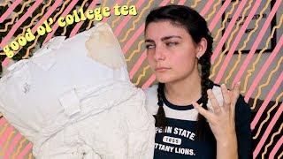 addressing roommate drama and other college tea (aka a Q&A)
