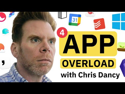 Unmasking App Overload with Chris Dancy