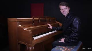 """I Bought a $100 Piano Online """"George Steck Console Piano"""" Made in New York, United States."""