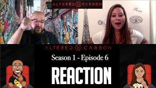 Altered Carbon -  Season 1 -  Episode 6 Reaction