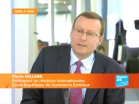 nouvel ordre mondial | Pierre Hillard sur France 24 - Des renforts pour l'Afghanistan ? (2008)