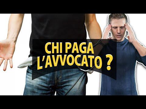 Chi paga l'avvocato?   avv. Angelo Greco