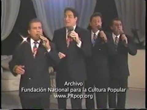 Los Hispanos cantan Eres Tu en Estas invitado