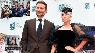 Lady Gaga Praises Bradley Cooper In 'A Star Is Born'