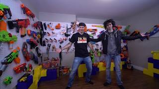 The Ultimate Nerf Gun Battle Royale: Daily Planet
