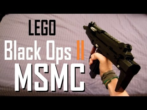 Call Of Duty: Black Ops 2: LEGO M27 | Foregrip Musica Movil ... M1216 Real Life