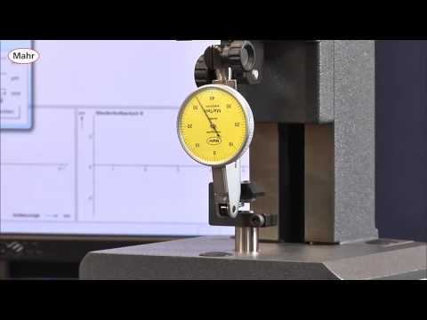 Mahr Precimar Optimar 100 Demonstration with Dial Test Indicator
