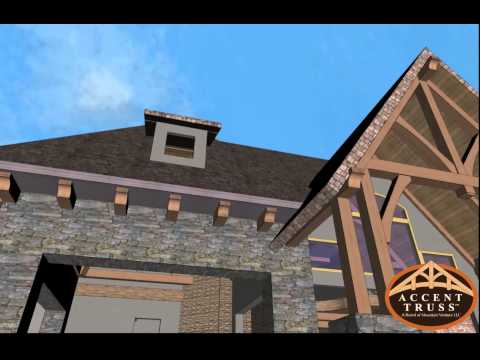Accent Truss: 3D Model Tour