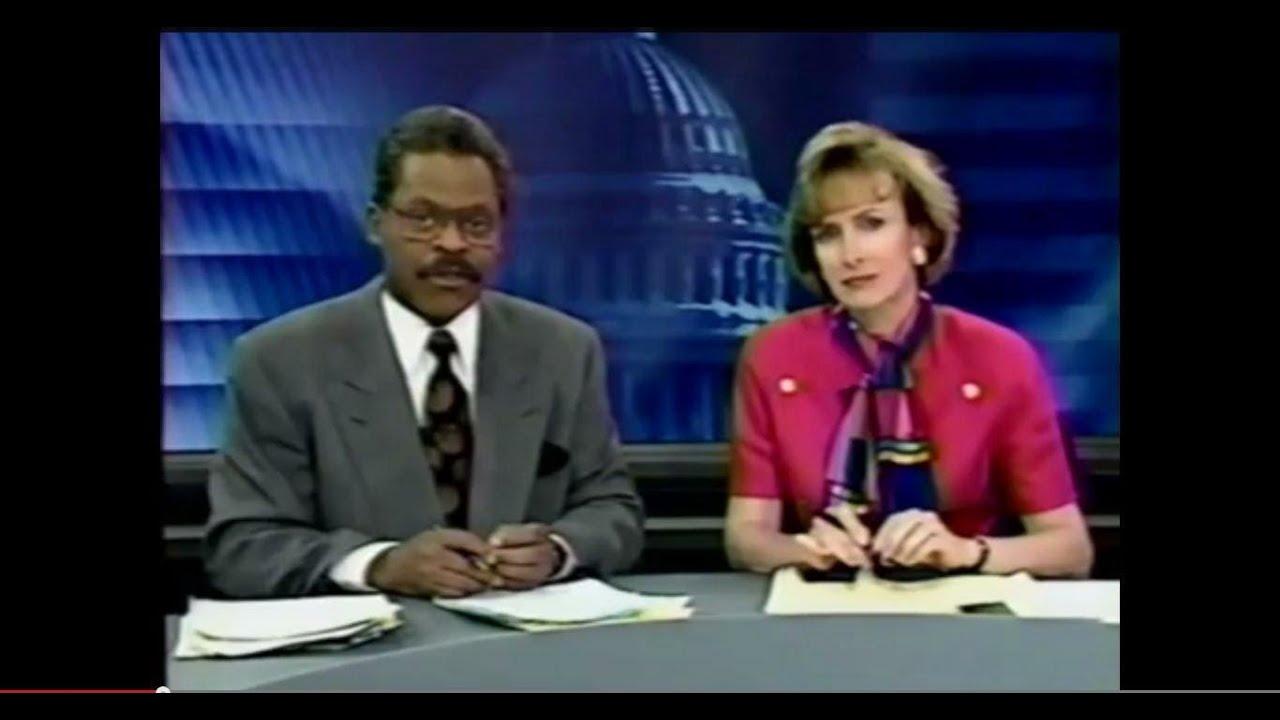 CNN Update: Bernard Shaw & Judy Woodruff (7/5/1994