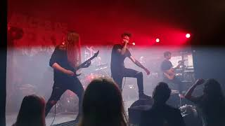 Lorna Shore - Immortal (LIVE) @ Doornroosje Nijmegen 11-03-2020