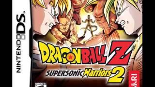 [Dragon Ball Z: Supersonic Warriors 2 Music] - Versus Splash Screen
