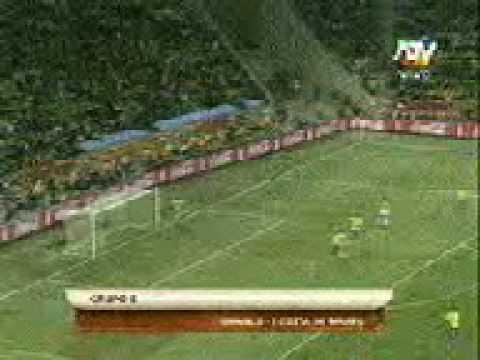 BRASIL 3 VS COSTA DE MARFIL 1  20/06/10