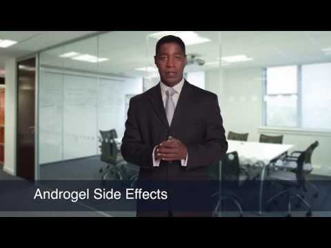 Androgel Side Effects