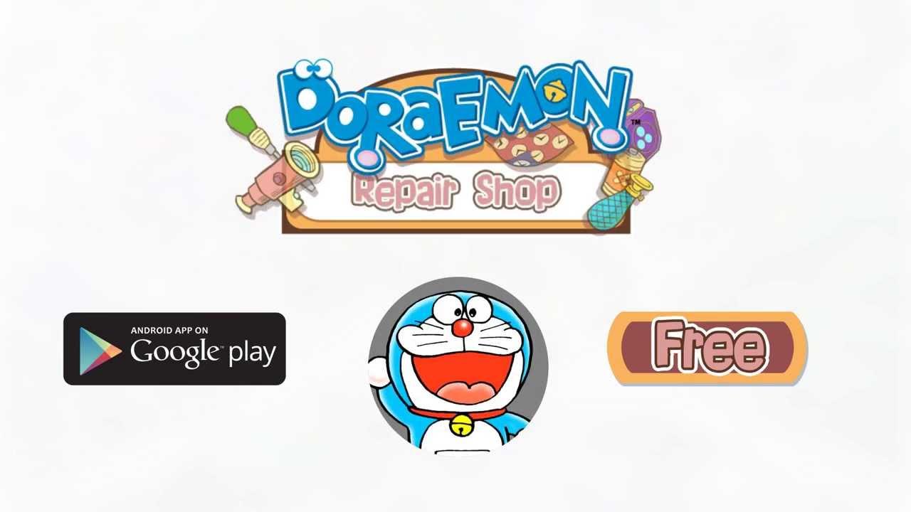 เล่น ร้านซ่อมของโดราเอมอน on PC 2