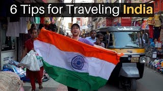 6 Tips for Traveling INDIA