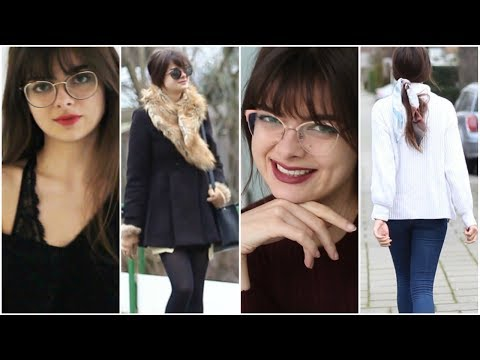 Winter Lookbook | My Go-To Outfits With Glasses