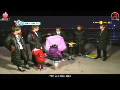 {ENG} MBLAQ Hello Baby Ep. 12 (3/4)