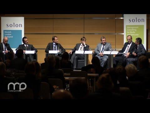 Diskussion: Zukunftsperspektiven für Print-Marken