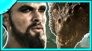 How did Dany Give Birth to Dragons | Game of Thrones Season 1 Finale