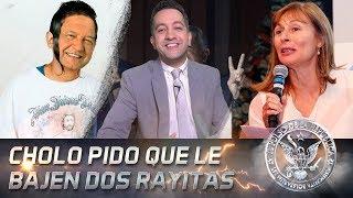 CHOLO PIDO QUE LE BAJEN DOS RAYITAS - EL PULSO DE LA REPÚBLICA