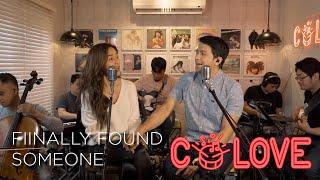 Finally Found Someone (Barbra Streisand) cover by Jennylyn Mercado & Dennis Trillo | CoLove