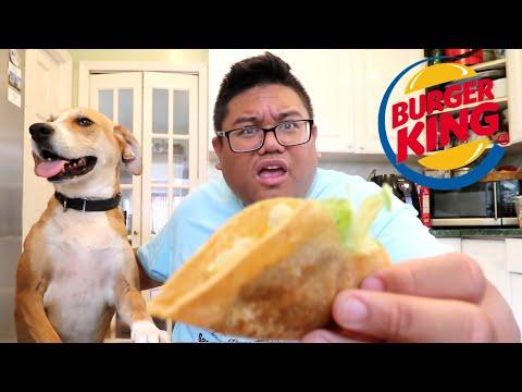 Burger King New $1 Taco Food Review