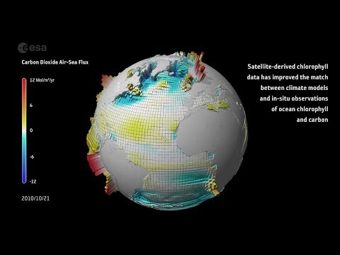 Earth Data Visualizations