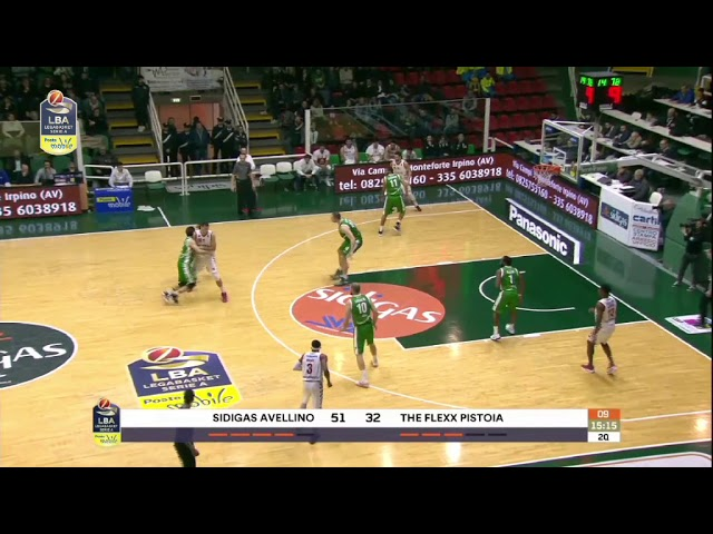 Sidigas Avellino-The Flexx Pistoia