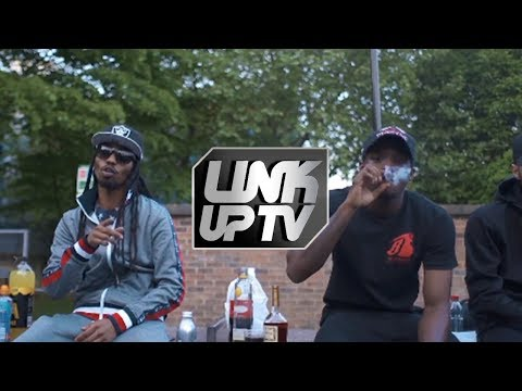 C Malone - Intro [Music Video] | Link Up TV