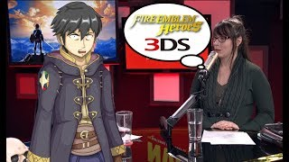Reacting to IGN Discussion on Fire Emblem Three Houses
