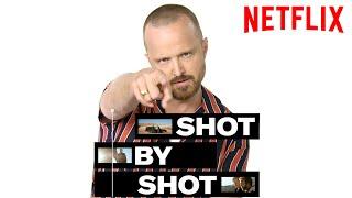 Aaron Paul Breaks Down a Scene from Breaking Bad Movie   El Camino   Shot By Shot   Netflix