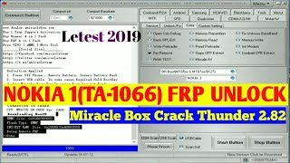 tecno in5 in3 frp remove done miracle box - Krishna Sapkal