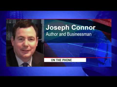 Joseph Connor -- Author And Businessman - Smashpipe News