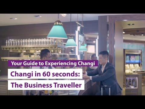 Changi in 60 seconds: Balancing Time