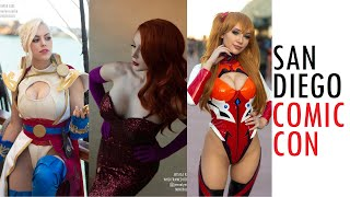 THIS IS COMIC-CON SDCC 2019 SAN DIEGO COMIC CON BEST COSPLAY MUSIC VIDEO BEST COSTUMES