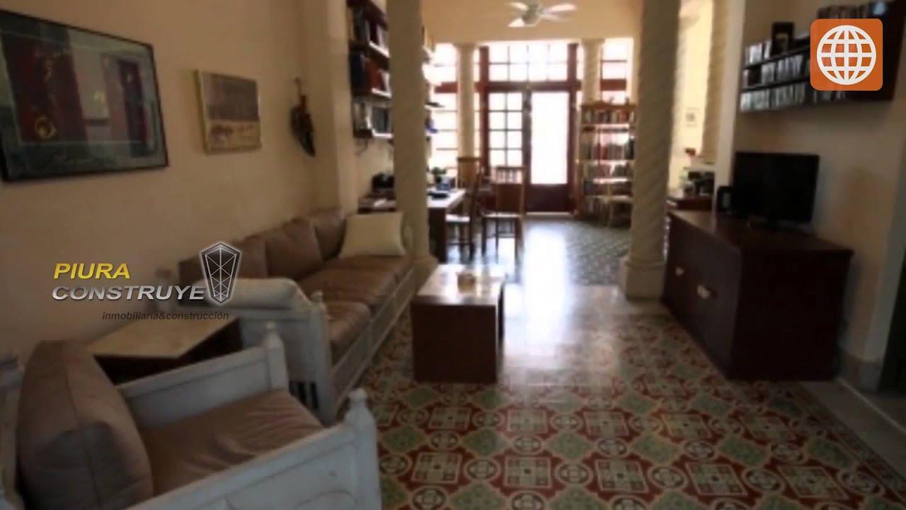 Tendencias en decoraci n estilo colonial youtube - Decoracion de muebles de salon ...