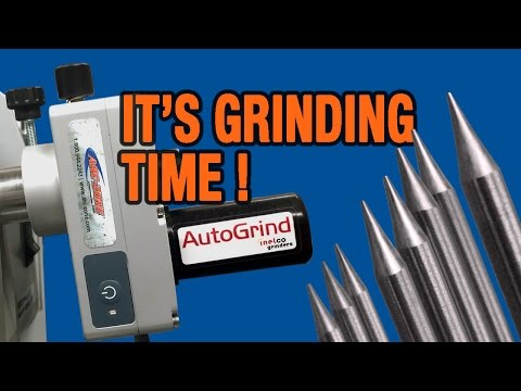 THE # 1 TUNGSTEN GRINDER! [Ultima AutoGrind]