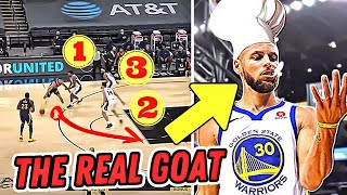 This Is Why Steph Curry Is UNSTOPPABLE + How Curry Can Be EVEN BETTER In 2022