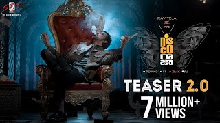 Disco Raja Teaser 2.0