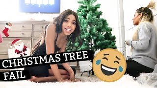 Starting to Decorate for Christmas!! VLOGMAS DAY 1