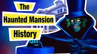 The Haunted Mansion History and Real Origins