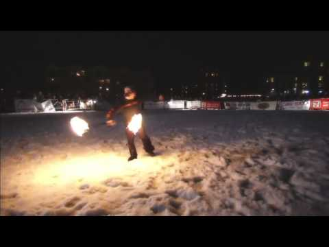 Fire & Ice Show at Whistler Blackcomb