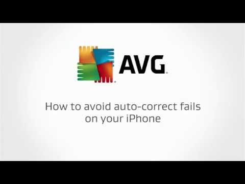 How to avoid auto-correct fails on your iPhone